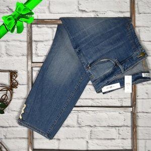 Loft Skinny Crop Jeans Plus 22-26 *k8d99l03b16t1z0